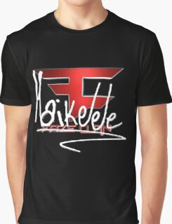 FaZe Maikelele | CS:GO Pros Graphic T-Shirt