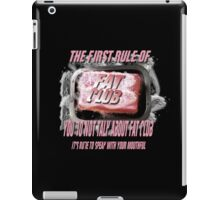Fat Club iPad Case/Skin