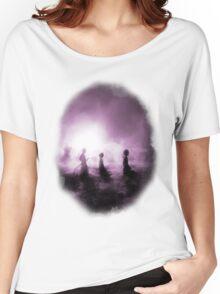 Samurai Champloo - Sunflower Field Women's Relaxed Fit T-Shirt