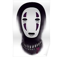 No face - What lies beneath the mask Poster