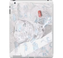The red pill iPad Case/Skin