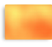 Orange squares Canvas Print