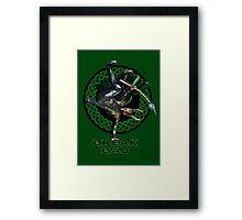Break Bad (Dance of Mischief) Framed Print