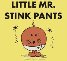 Mr Stink Pants Kids Tee