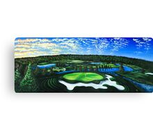 Shingle Creek Golf Club Canvas Print