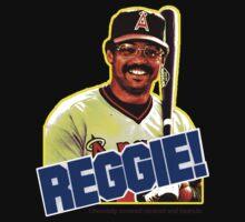 Reggie!  One Piece - Long Sleeve