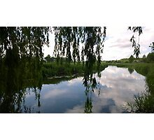 Willow River Photographic Print