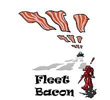 Protoss Fleet Bacon eer.. Beacon Photographic Print