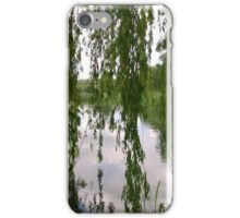 Willow norfolk river iPhone Case/Skin