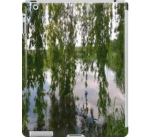 Willow norfolk river iPad Case/Skin