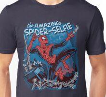 The Amazing Spider-Selfie Unisex T-Shirt