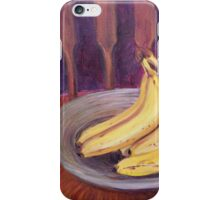 Bananas on a Chair iPhone Case/Skin