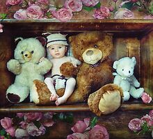 teddies by jamari  lior