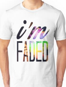 Faded 1 Unisex T-Shirt