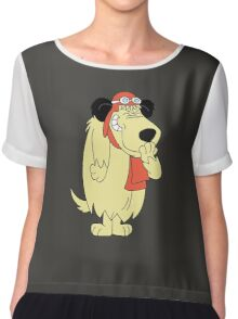 Muttley Muttley Chiffon Top