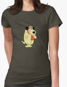 Muttley Muttley Womens Fitted T-Shirt