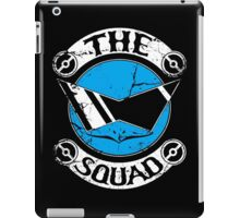 Here Comes The Squirtle Squad!  iPad Case/Skin