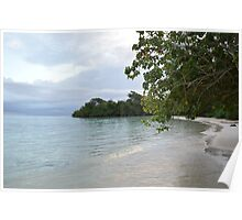Old Fort Bay, Looking East Poster