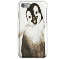 Happy Feet Penguin iPhone Case/Skin