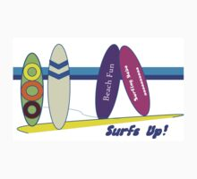 Surfs Up Baby Tee