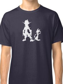Jak and Daxter: The Precursor Legacy Silhouette 2 Classic T-Shirt