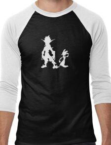Jak and Daxter: The Precursor Legacy Silhouette 2 Men's Baseball ¾ T-Shirt