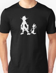 Jak and Daxter: The Precursor Legacy Silhouette 2 T-Shirt