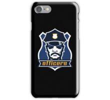 Police Officer iPhone Case/Skin
