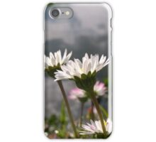 daisies over river in norfolk iPhone Case/Skin