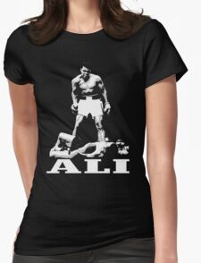 ali! Womens Fitted T-Shirt