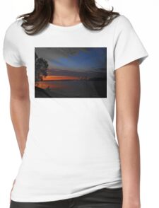 City Observer Womens Fitted T-Shirt