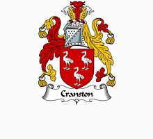 Cranston Coat of Arms / Cranston Family Crest Unisex T-Shirt