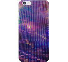 Push Button Universe Generative Algorithmic Art iPhone Case/Skin