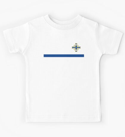 Northern Ireland Kids Tee