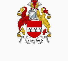 Crawford Coat of Arms / Crawford Family Crest Unisex T-Shirt
