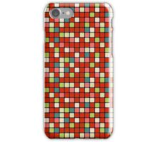 retro design pattern 2 iPhone Case/Skin