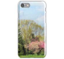 Spring Landscape iPhone Case/Skin