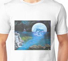 Moon Light Swim Unisex T-Shirt