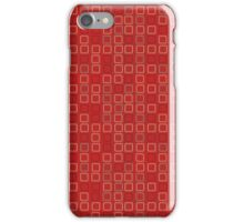 retro design pattern 3 iPhone Case/Skin