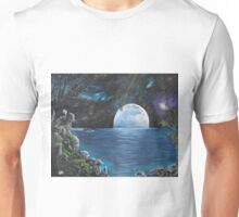 Moon light Island Unisex T-Shirt