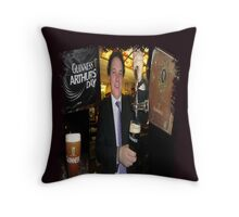 CHEERS FAZZA!   -  SOLD 26 APRIL 2012 - (Not Sold Out!) Throw Pillow