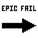 Epic Fail by RainbowMuffin