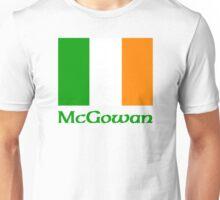 McGowan Irish Flag Unisex T-Shirt