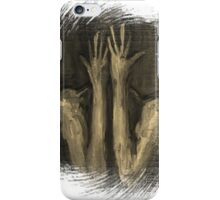 Lost In Red - Stone iPhone Case/Skin