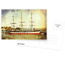 Bay Boats - San Francisco Postcards