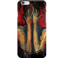 Lost In Red - Rigged iPhone Case/Skin