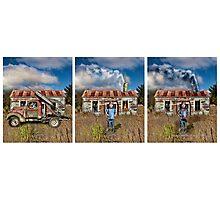 5,4,3,2,1 Photographic Print