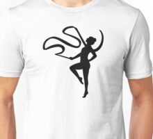 Gymnastics girl Unisex T-Shirt