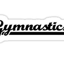 Gymnastics Sticker