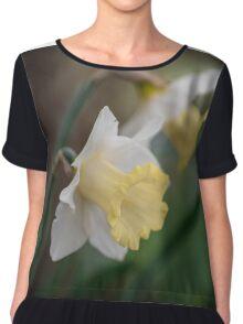 The Daffodil  Chiffon Top